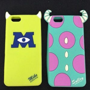 2 Monsters Inc Iphone 6 Cases
